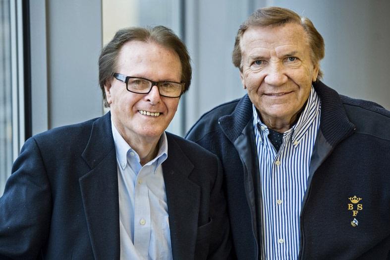20151120 Helsinki, Umberto Marcato ja Eino Grön KUVA: JENNI GÄSTGIVAR/IL